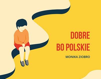 DOBRE BO POLSKIE | music poster set