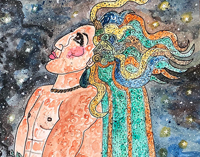 Mayan Astronomer