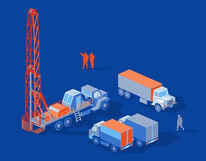 Буклетдля «Газпромнефть НТЦ»