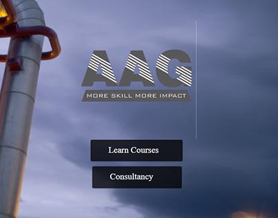 AAG-CONSULTANCY WEBSITE