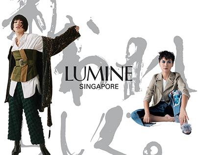I AM WHO I AM / LUMINE SINGAPORE
