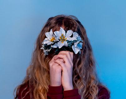 Flowers Self Portraits