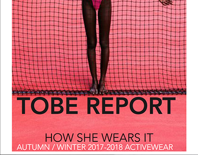 TOBE Report - How she wears it Autumn / Winter 17/18