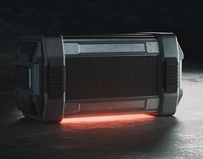 Sci-Fi Crate