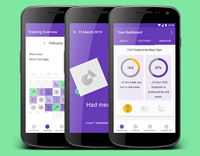Case Study: Meatless Android App