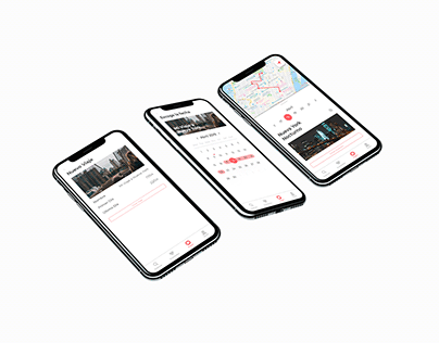 Travel Concept App