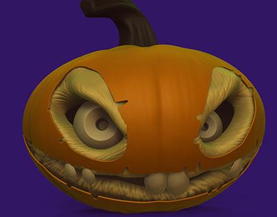 Pumpkin Pandemonium Project