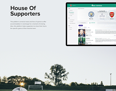House of Supporters