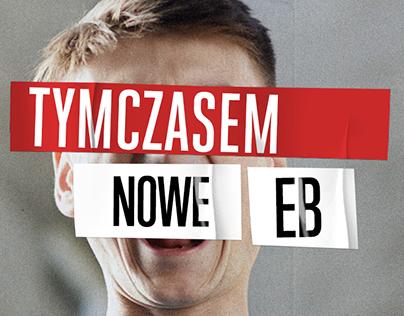 Tymczasem EB Website