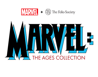 Marvel: The Ages Book Covers