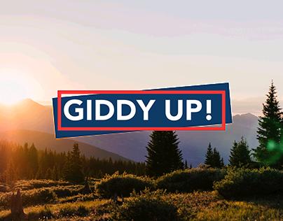 GiddyUp! Logo