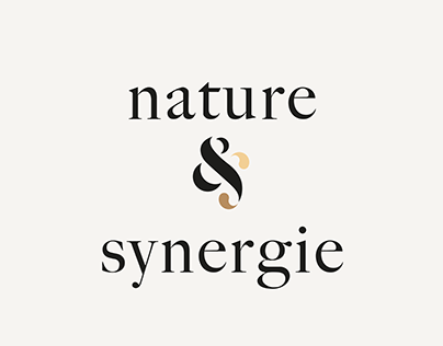 Nature et Synergie - Brand identity