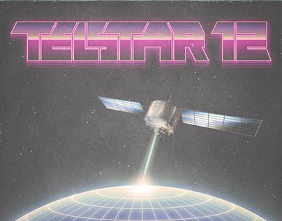 Z6B3R - TELSTAR 12 - Cover Artwork