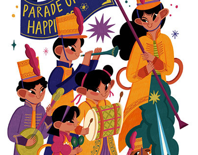 Parade of Happiness