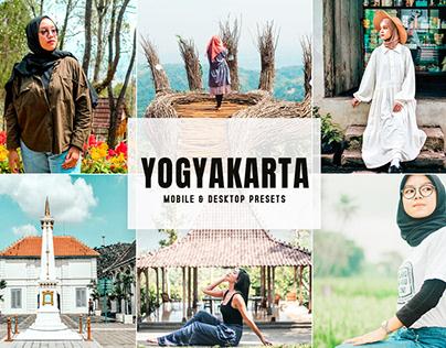 Free Yogyakarta Mobile & Desktop Lightroom Presets