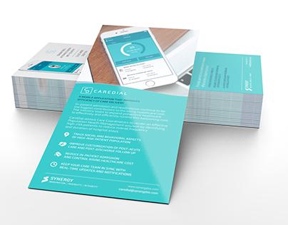 Rack Card Design for Synergy