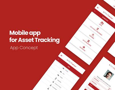 Asset Tracking App - TPL Trakker