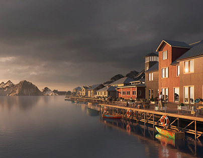 Lofoten islands #03