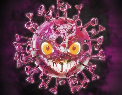 Coronavirus cómic