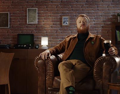 Guinness - Padrinho Patrick (Commercial)