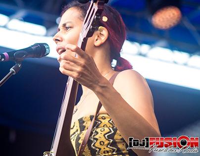Newport Jazz Festival: Rhiannon Giddens (2017)