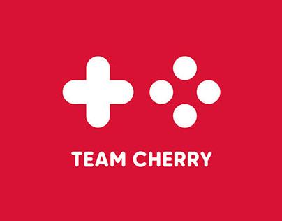 Team Cherry — Logo Redesign Proposal