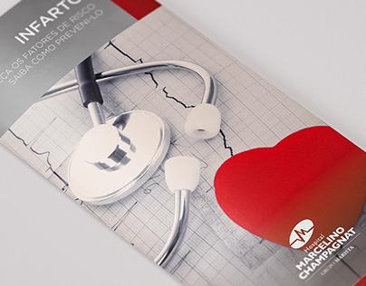 Hospital Marcelino Champagnat - Folderes Informativos