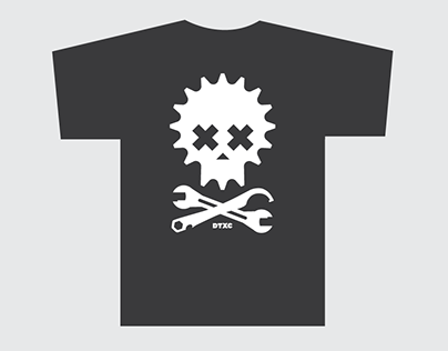DTXC Fall 2014 T-shirt Designs