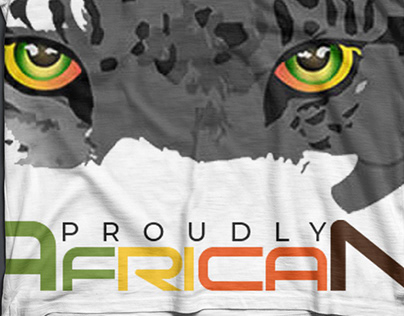 Proudly African: Personal Project