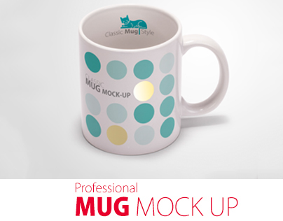 Professional MUG MOCK UP