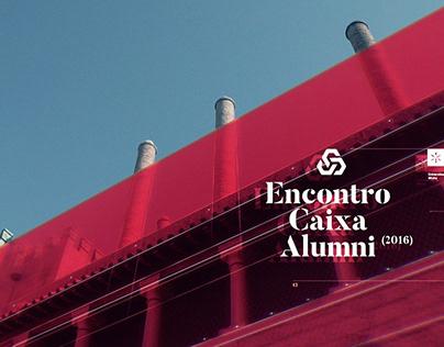 Encontro Caixa Alumni 2016