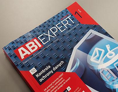 Layout of ABI Expert Magazine