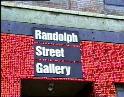 Randolph Street Gallery: A Moment in SAIC History