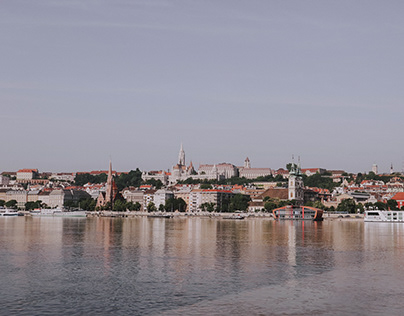 Glimpse of Budapest