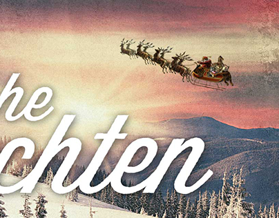 Weihnachtskarte / Xmas Card