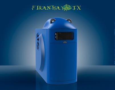 "Portable complex of ""Piranha"" TX-1"