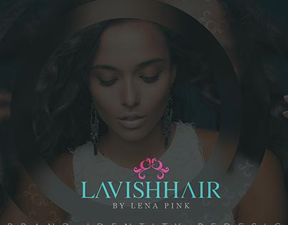 Lavish Hair Studios - ReBrand