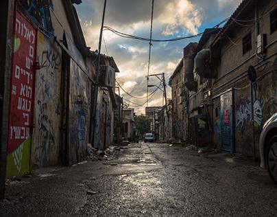 Rainy Israel
