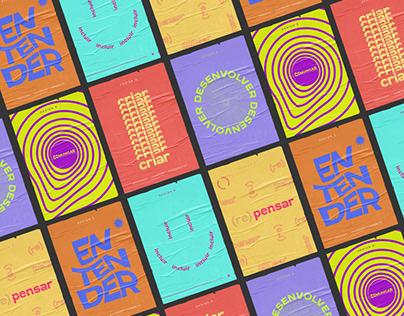 O que é design? | Posters