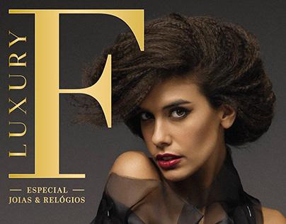 F Luxury Magazine Portugal (cover)