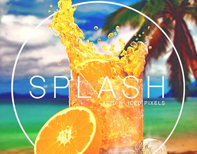 SPLASH - Acid N' Iced Pixels