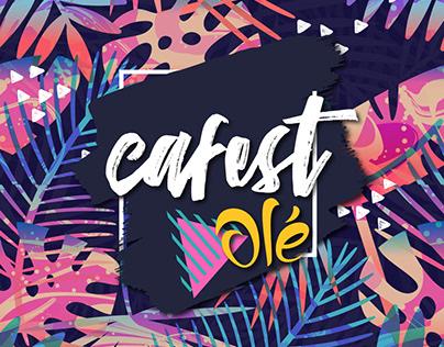 Cafest Olé Logo