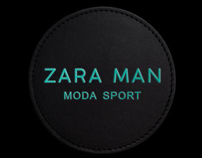 Zara Man Accessories design