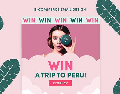 Trip to Peru Contest EDM