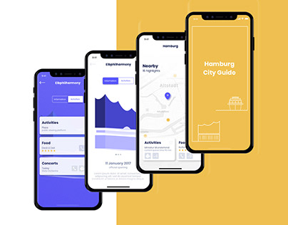UI City Guide – Travel Mate