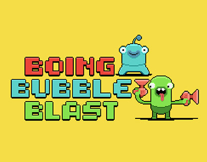 Boing Bubble Blast