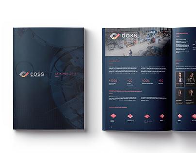 DOSS | rebranding