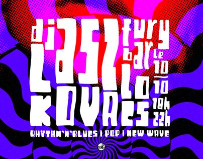 Laszlo Kovacs «New Wave»
