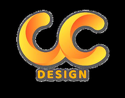 GC design logo