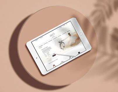 UI Desing Online Shopping